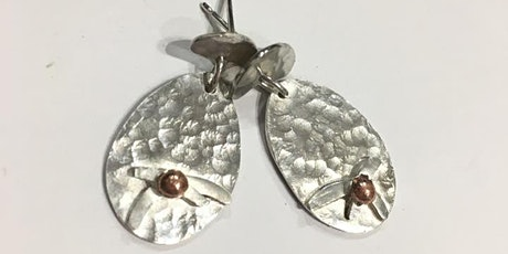Jewellery Design: Silver Necklace or Earrings tickets