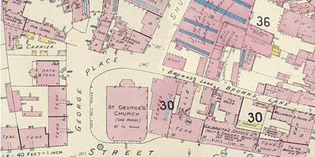 Maps for Family and Local History tickets