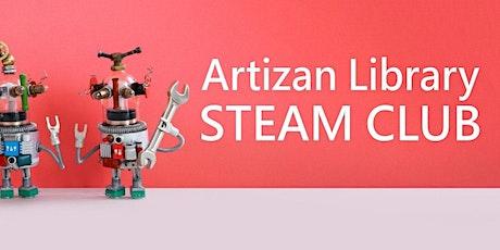 Artizan Library STEAM Club tickets