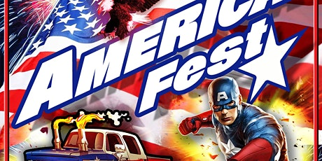 AMERICA FEST! tickets