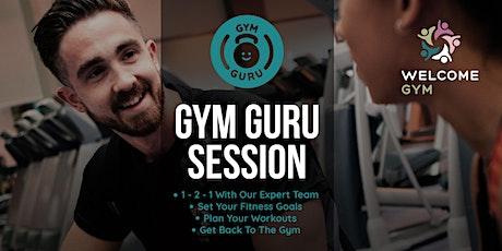 Gym Guru Session at Welcome Gym Maidstone tickets