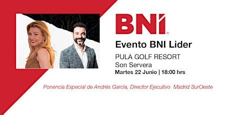 Evento BNI Líder entradas