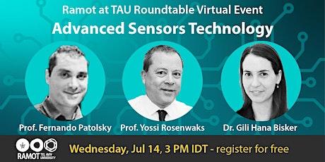 Roundtable Virtual Event- Advanced Sensors Technology tickets