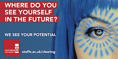 Staffs Clearing 2021 Webinar Series - Clearing Advice for Career Changers tickets