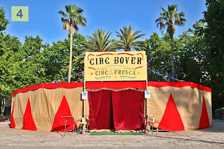 Imagen de Circ a la fresca a càrrec del Circ Bover.