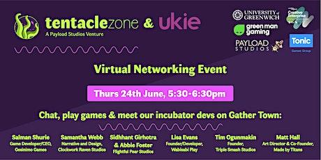 Incubator & Accelerators: Virtual Networking Event tickets