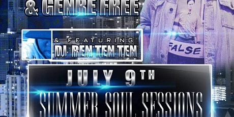 Summer Soul Sessions-Chicago tickets