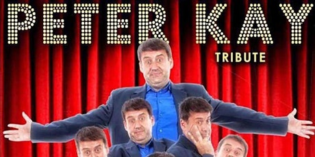 Peter Kay Tribute with Lee Lard tickets