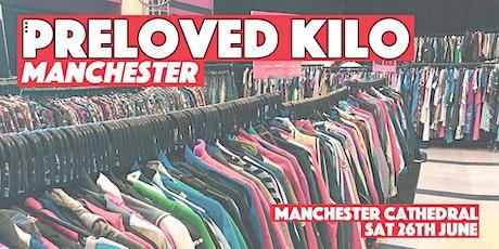 Manchester Preloved Vintage Kilo Pop Up tickets