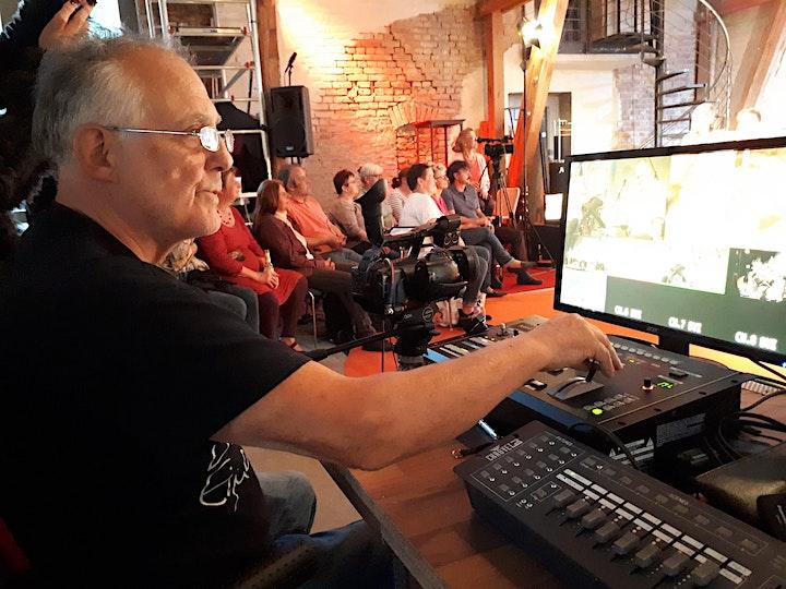 Live-Music-Recording - Workshop Medienkompetenz: Bild