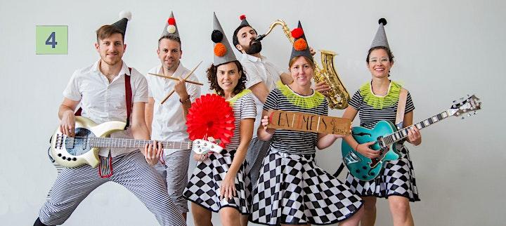 Imagen de Un viatgemàgic a través de la música. Concert de Centimets & Family Band.