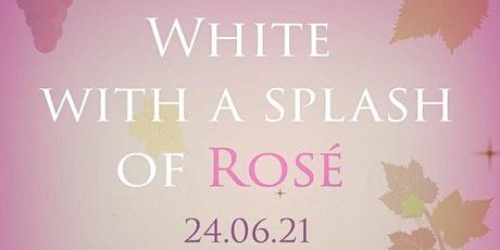 White Party With a Splash of Rose ingressos