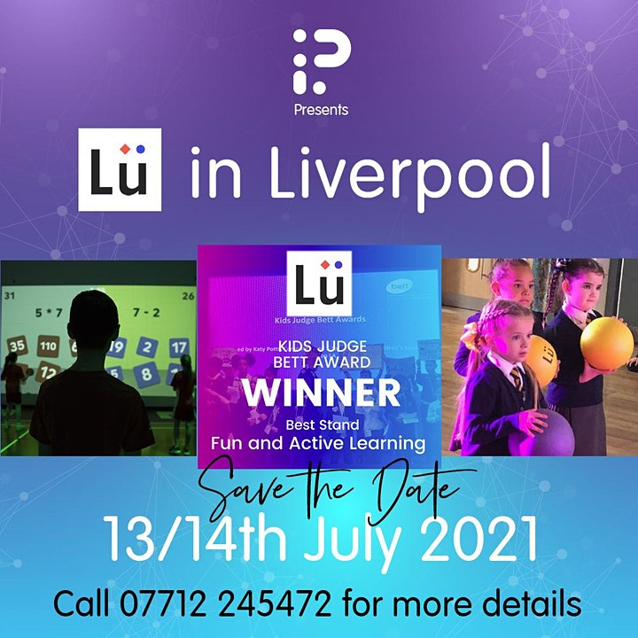 New to the UK - be one of the first to have the Lü experience image