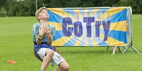 GoFest Multi - Sport August 3rd - 5th Camp at Cranleigh Cricket Club tickets