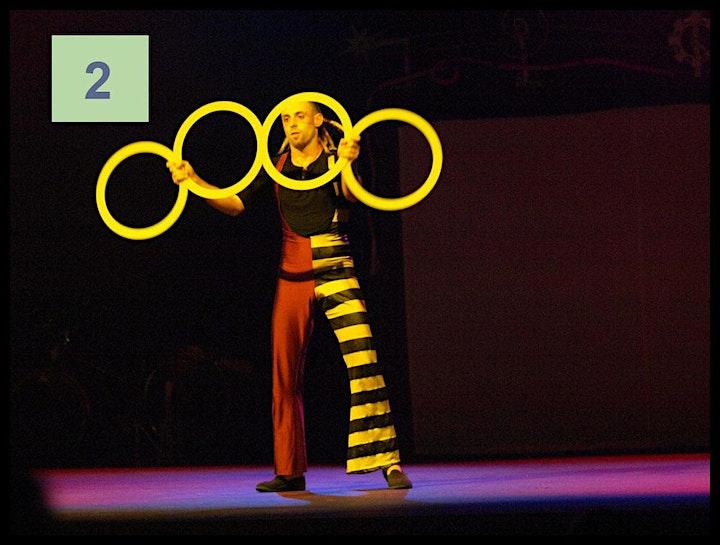 Imagen de Marató de Circ a càrrec del Circ Bover.