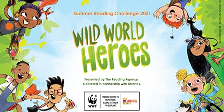 Summer Reading Challenge virtual assembly - Tuesday 13th July 10.00am tickets