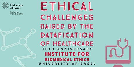 Ethical challenges raised by the datafication of healthcare tickets