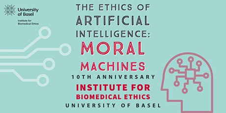 The Ethics of Artificial Intelligence: Moral Machines tickets