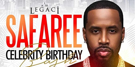 SAFAREE CELEBRITY BIRTHDAY ALL WHITE BOAT RIDE INDEPENDENCE DAY WEEKEND tickets