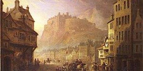 Jacobite Edinburgh - A Healthy Walk through History - The Morning Tour tickets