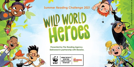 Summer Reading Challenge virtual assembly - Thursday 15th July 2.00pm tickets