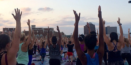 Yoga Outside Benefiting Cerner Charitable Foundation tickets