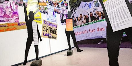 Maria & der Paragraph: Digital-geführter Rundgang durch die Ausstellung #2 Tickets