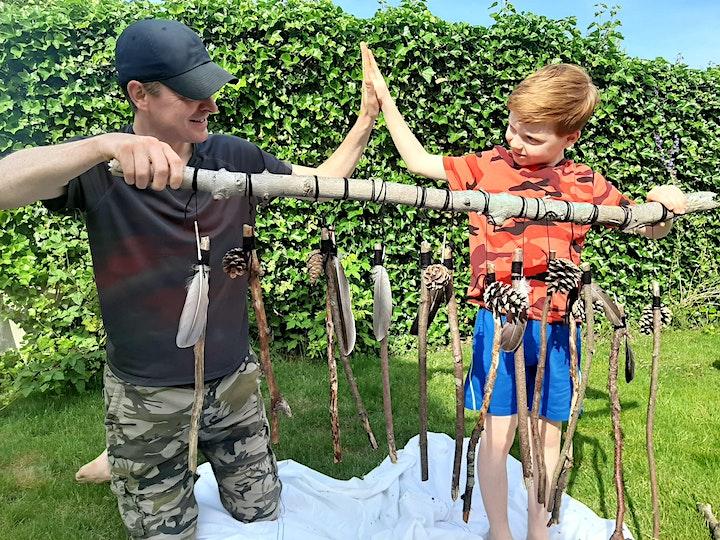 Afbeelding van Workshop  windgong maken voor volwassenen