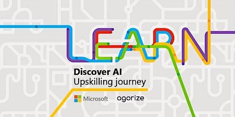 Discover AI Upskilling Journey - Grand Finale billets