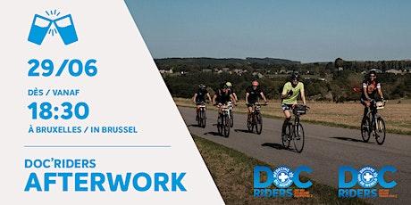 Doc'Riders Afterwork (Bruxelles/Brussel) billets