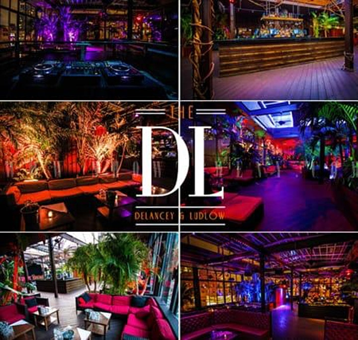 """CEO FRESH PRESENTS: """"LADIES NIGHT OUT"""" AFTERWORK MIXER @THE DL NYC JULY 21 image"""