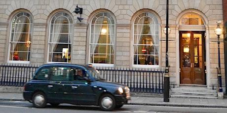 ASA London Drinks tickets