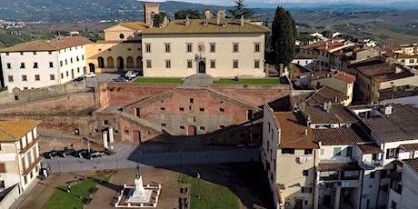 Villa di Cerreto Guidi VISITE GUIDATE a cura del personale della Villa biglietti