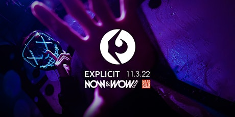 Explicit | A brand new Drum & bass event in Rotterdam! tickets