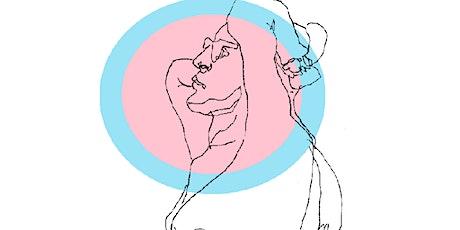 Trawsnewid - Bywluniau Queer  |  Queer Life Drawing tickets