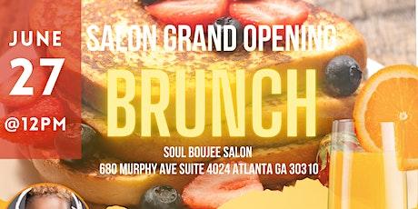 Soul Boujee Salon Grand Opening tickets