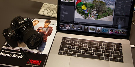 Adobe Lightroom Classic webinar door Wout de Jong tickets