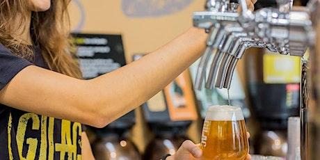 MINI OPEN DAY! Degustazione gratuita di birre, visita guidata all'impianto biglietti
