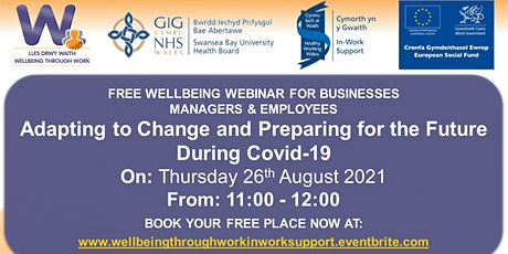 Adapting to Change and Preparing for the Future During Covid-19 tickets