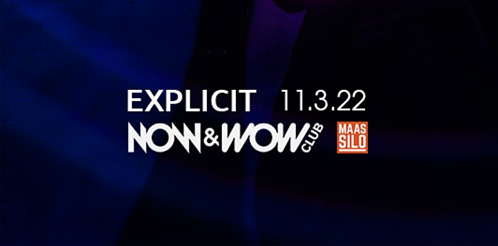 Explicit | A brand new Drum & bass event in Rotterdam! image