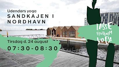 Morgenyoga på Sandkaj i Nordhavn tickets