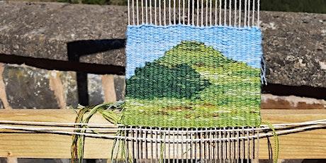 Weaving Workshop - Half Day Taster, Morning Session tickets