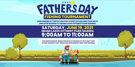Father's Day Fishing Tournament tickets