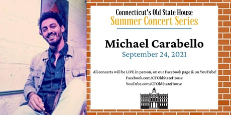 Summer Concerts at CT's Old State House: Michael Carabello tickets