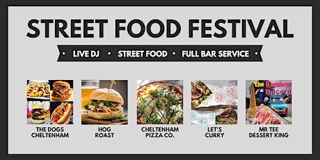 Street Food Festival tickets