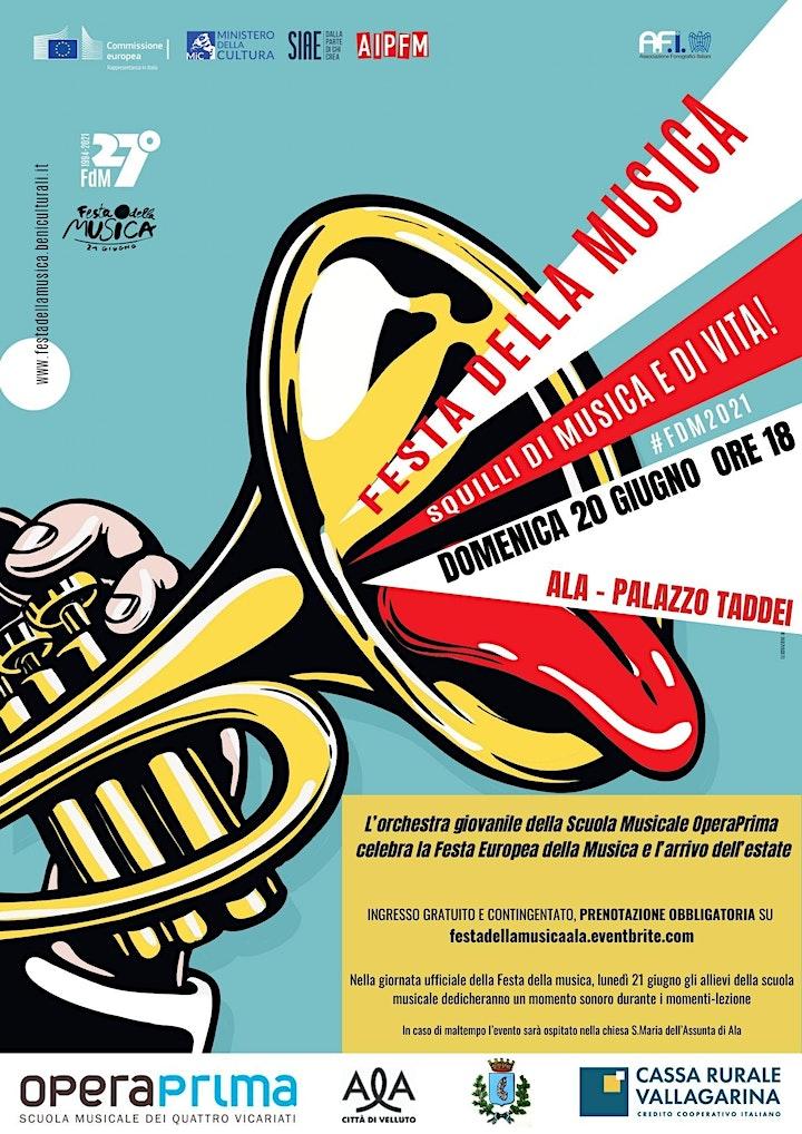 Immagine Festa della Musica