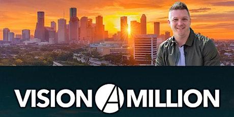 Vision-A-Million Dinner Houston 2021 tickets