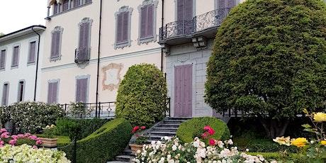 Il  giardino d'estate: visita guidata al parco storico di Villa Bertarelli biglietti