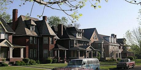 Neighborhood Real Estate Trek: Virginia Park / LaSalle Gardens Edition tickets