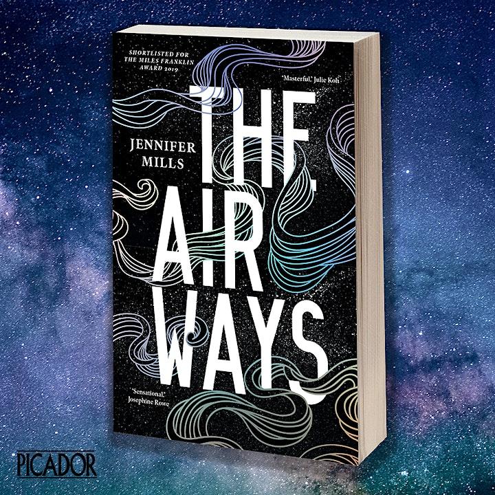 THE AIRWAYS book launch - Jennifer Mills image